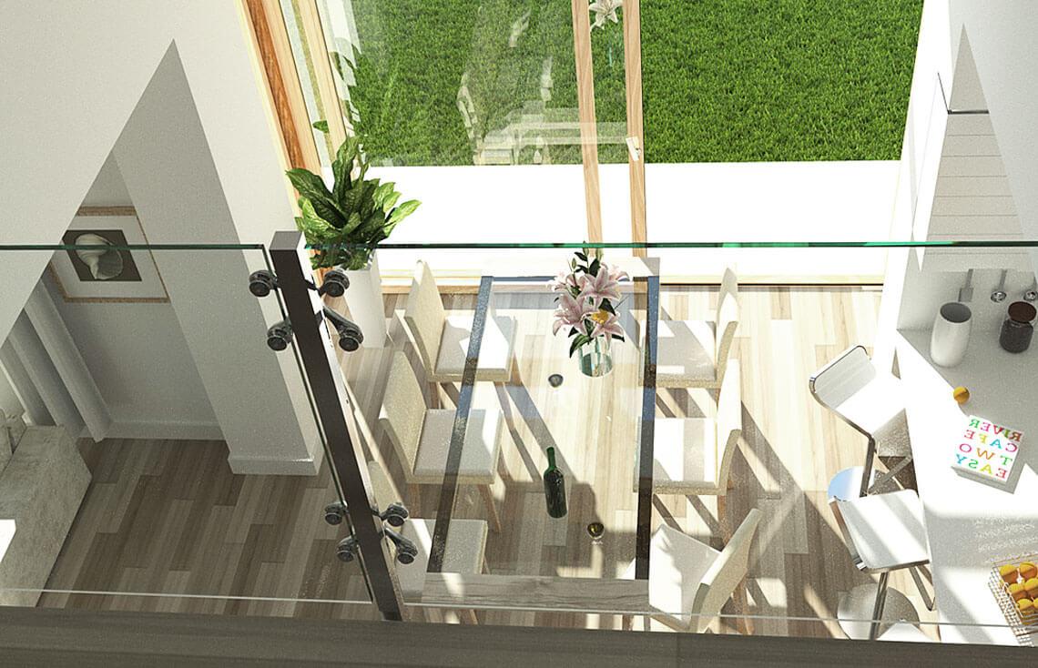 Projekt domu Carmen Magdalena A wnętrze 11