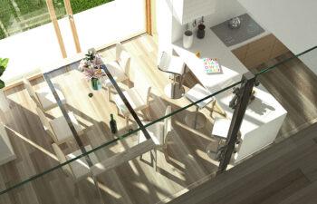 Projekt domu jednorodzinnego Carmen Magdalena Optima A wnętrze 12