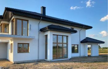 Projekt domu Carmen Magdalena LUX realizacja 2
