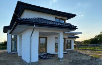 Projekt domu Carmen Magdalena LUX realizacja 4