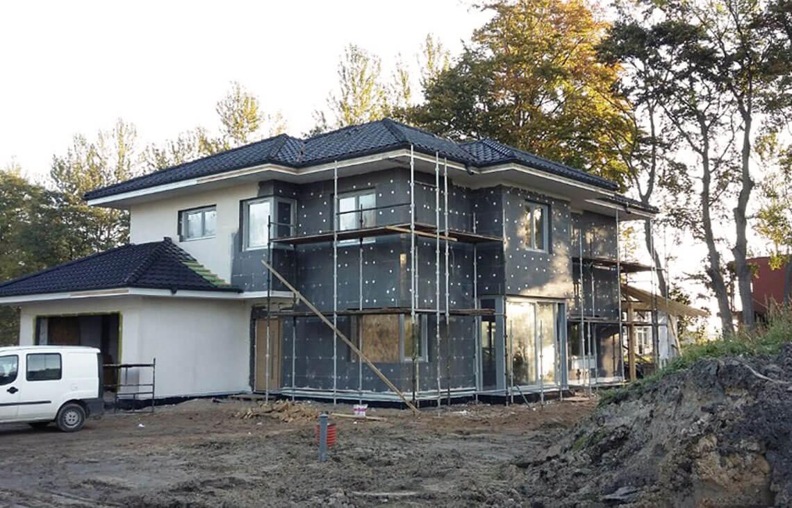 Projekt domu jednorodzinnego Carmen Magdalena Optima A realizacja