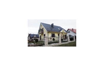 Projekt domu Ewa realizacja 1