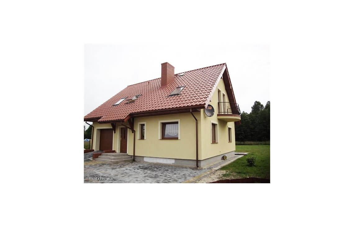 Projekt domu Ewa realizacja 4