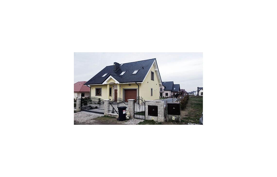 Projekt domu Ewa realizacja 5
