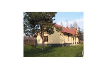 Projekt domu jednorodzinnego Gienia realizacja 2