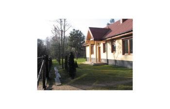 Projekt domu jednorodzinnego Gienia realizacja 3