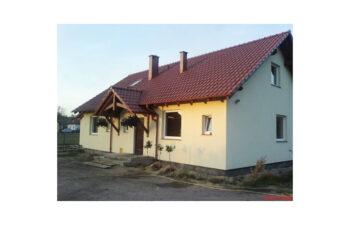 Projekt domu jednorodzinnego Gienia realizacja 1