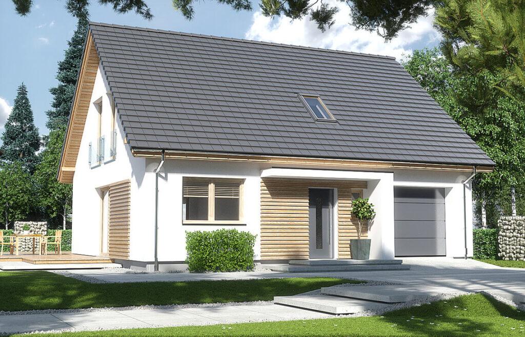 Projekt domu Harmonia Nova Awidok front