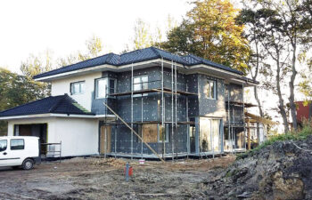 Projekt domu jednorodzinnego Carmen Magdalena B realizacja